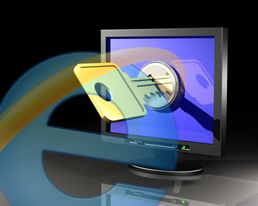 web browser and computer security image